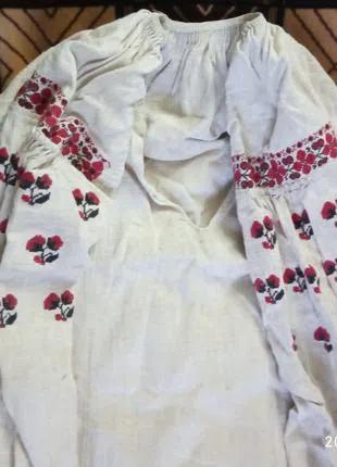 Сорочка старинная