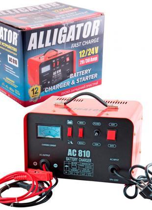 Пуско-Зарядное устройство ALLIGATOR AC810.
