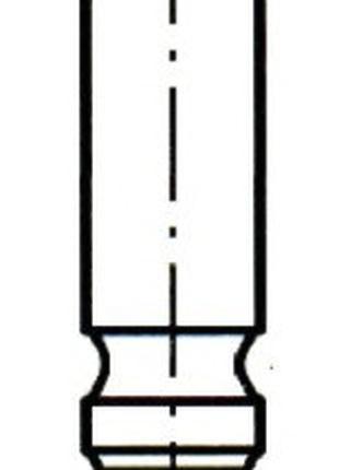 Клапан впускной Ford Mondeo 1.6 16V