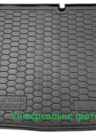Коврик в багажник на MAZDA 3 (2013>) (седан) Avto-Gumm