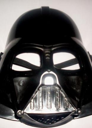 Маскарадная маска дарт вейдер звездные войны новая