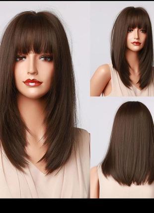 Парик для ежедневного использования искусственные волосы