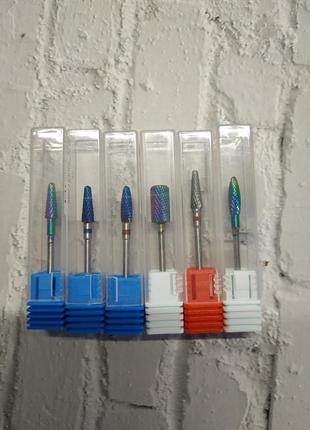 Фреза для манікюру нігтів фреза для ногтей маникюра