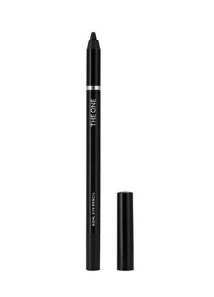 Чорний олівець для очей The ONE