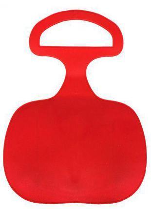 Санки-ледянка, 43 см, красный 180001U