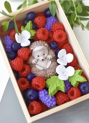 Натуральное мыло для детей