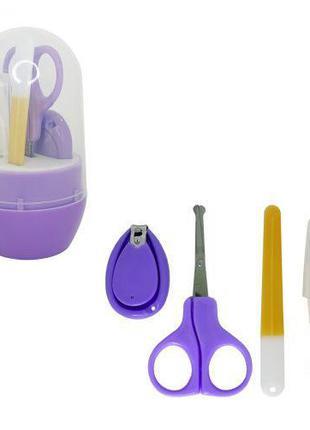 Гигиенический набор, фиолетовый №0702