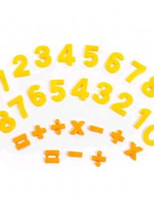 Набор Первые уроки (20 цифр + 10 математических знаков) (в пак...