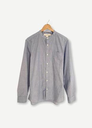 Рубашка сорочка мужская h&m стильная