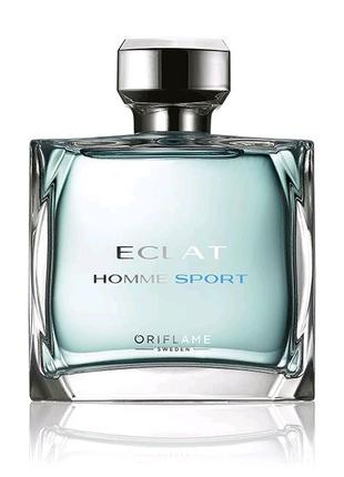 Туалетна вода Eclat Homme Sport [Екла Ом Спорт]  75ml