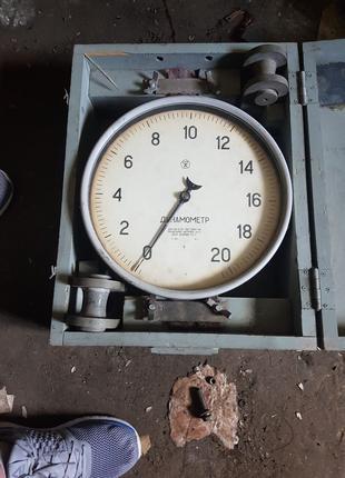 Динамометры ДПУ-2,ДПУ-50