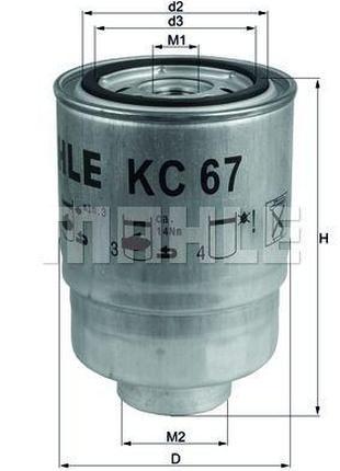 Топливный фильтр Нисса Альмера N15 N16 2.0 D 2.2 dCi \ Ниссан ...