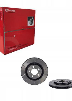 Передний Тормозной диск Ауди А3 1996- \Шкода Октавия 1998-\ VW...