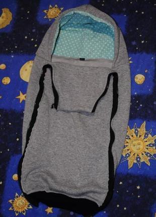 Слинговставка сумка-кенгуру baby рюкзак, переноска, кокон, кап...
