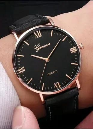Наручные часы Geneva! Мужские!
