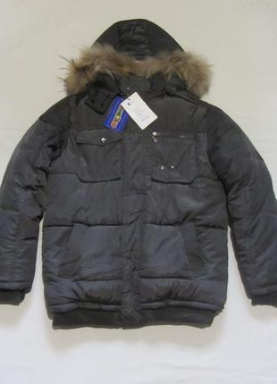 Зимняя новая курточка на мальчика