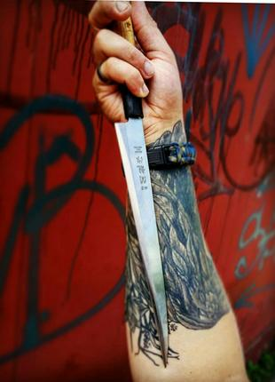 Ручная заточка любых ножей от кухонных  японских одностороних,...