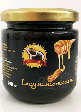 Иммунотмин (тмина с медом) 200мл