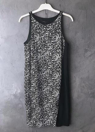 Маленькое изысканное платье mango размер xs-s