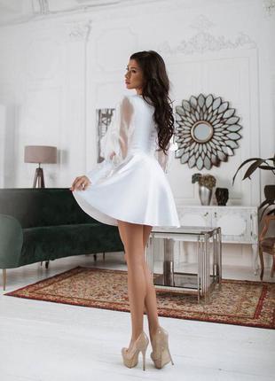 Платье, атласный шелк, праздничное