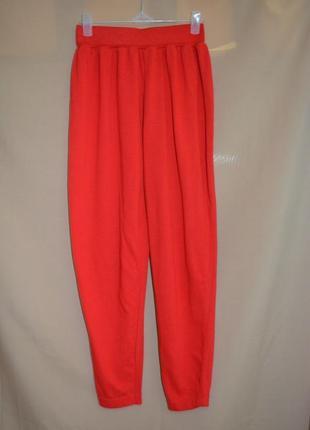 Легкие брюки для девочки размер 7-8 лет