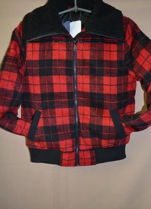 Куртка детская демисезонная v&d италия размер 152