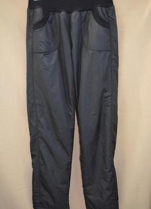 Зимние женские штаны размер 46