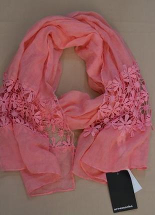 Красивый женский шарф accessories