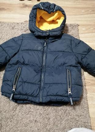 Куртка на мальчика теплая #розвантажуюсь