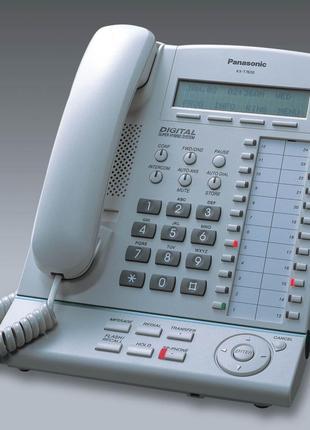 7630 телефон Panasonic