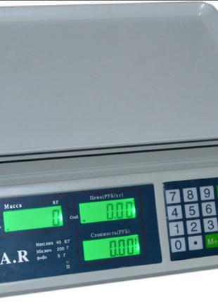 Весы ACS 758 D