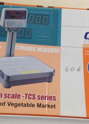 Весы 100kg TCS (MOD.606)