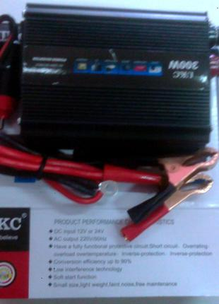 300W SSK UKS преобразователь 24/220 V