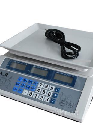 Весы торговые ACS-718