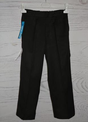 Школьные брюки для мальчика george англия размер 10-11 лет