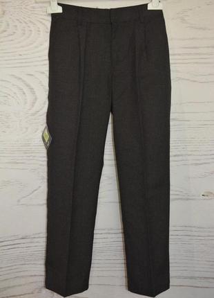 Школьные брюки для мальчика f&f англия размер 12-13 лет