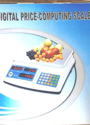 Весы торговые ACS-768