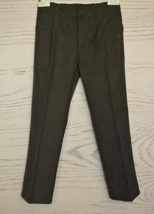Классические брюки для мальчика f&f англия размер 4-5 лет