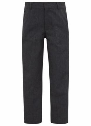 Школьные брюки для мальчика f&f англия размер 15-16 лет