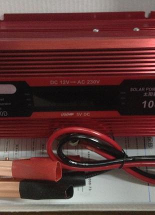 Преобразователь LCD 12/220 KC-1000 D 1000 W