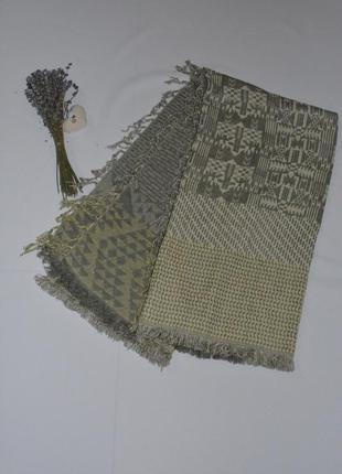 Большой женский шарф платок tcm tchibo германия