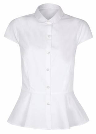 Блуза школьная размер 15-16 лет george