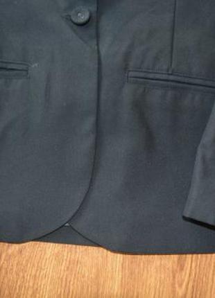 Пиджак школьный для девочки размер 14-15 лет george