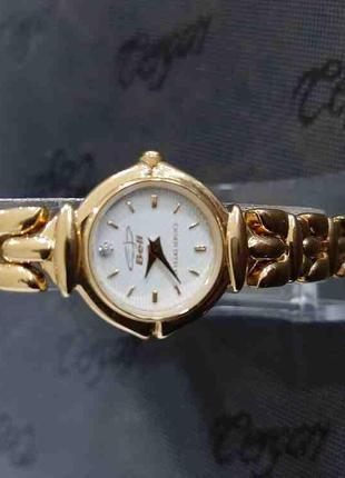 Наручные часы Б/У Часы именные Bell (механизм Bulova Quartz)