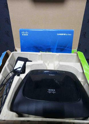 Сетевое оборудование Wi-Fi и Bluetooth Б/У Linksys WAG120N