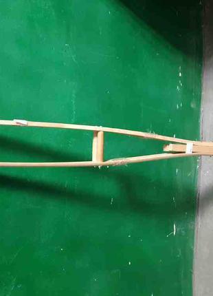 Ходунки, костыли и трости Б/У Костыли подмышечные деревянные