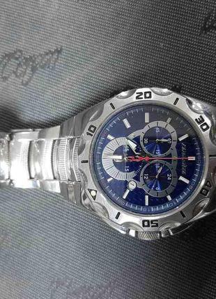 Наручные часы Б/У Chronotech 7922M
