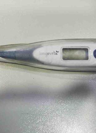 Медицинские термометры Б/У Термометр цифровой Longevita MT-4320