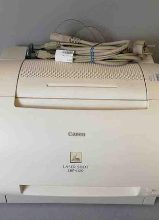 Принтеры и МФУ Б/У Canon LBP-1120