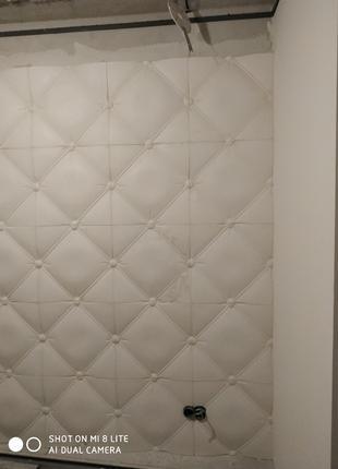 Монтаж Облицювання Плиткою кахелем стіни підлога Приміщення кісно